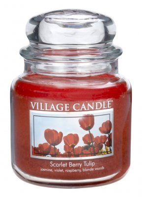 Scarlet Berry Tulip