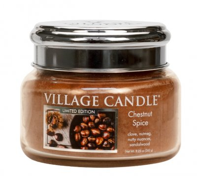 Chestnut Spice Small Jar/11 oz glas