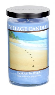 Walk on the Beach. Décor 24oz