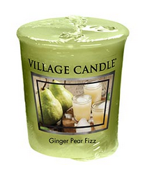 Ginger Pear Fizz/Votive