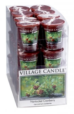 Nantucket Cranberry/Votive
